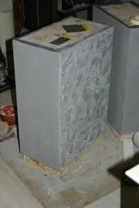 säule-marmorspachtel