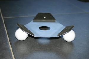 Golfball Standfuss Kompressor