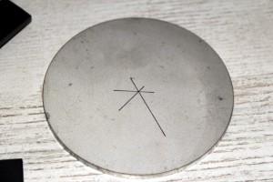 Kreis Mittelpunkt finden