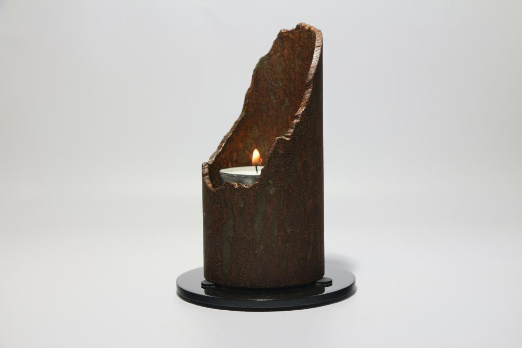 Stahl Kerzenhalter Teelichthalter Deko 2016_06_23_IMG_5576