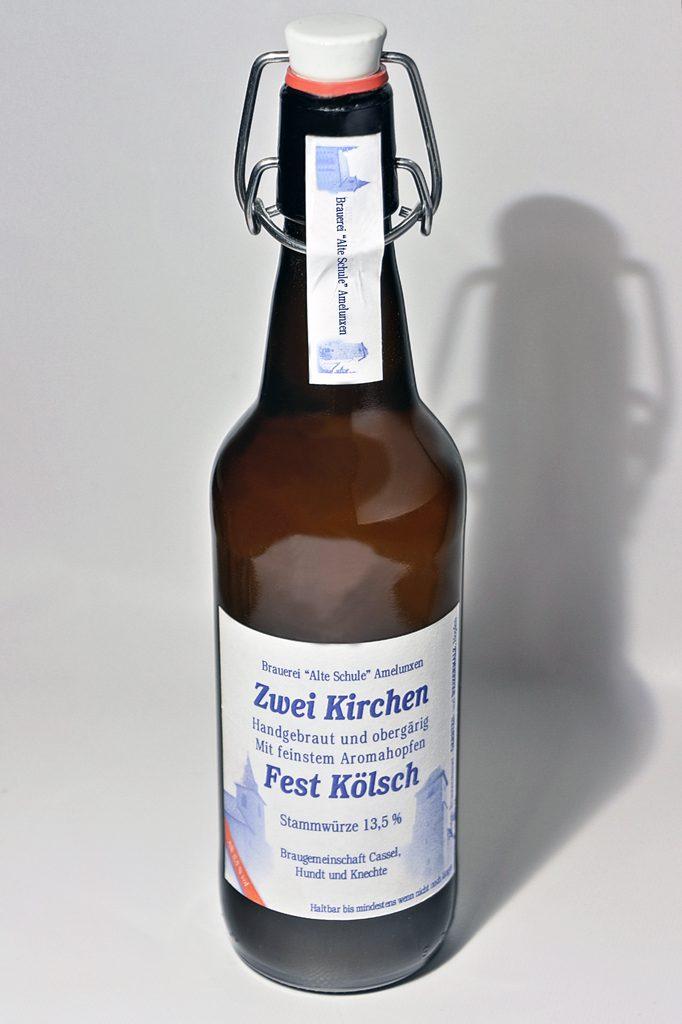 Amelunxen Fest Kölsch Bier