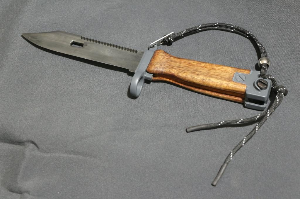 Messer / NVA Bajonett AK-47/59